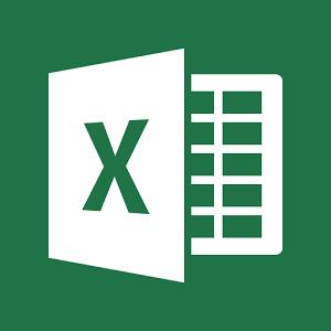 imagen icono Excel office 365