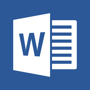 imagen icono Word office 365