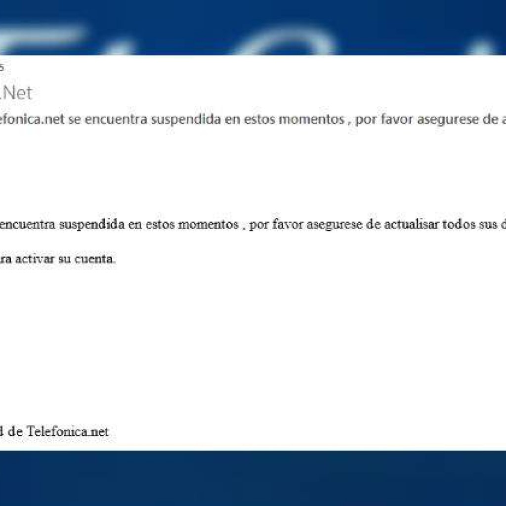 email phishing telefónica