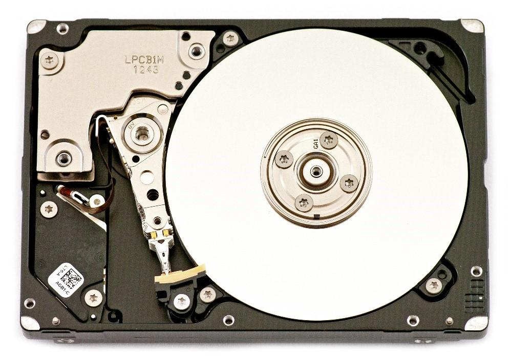 Interior disco duro convencional