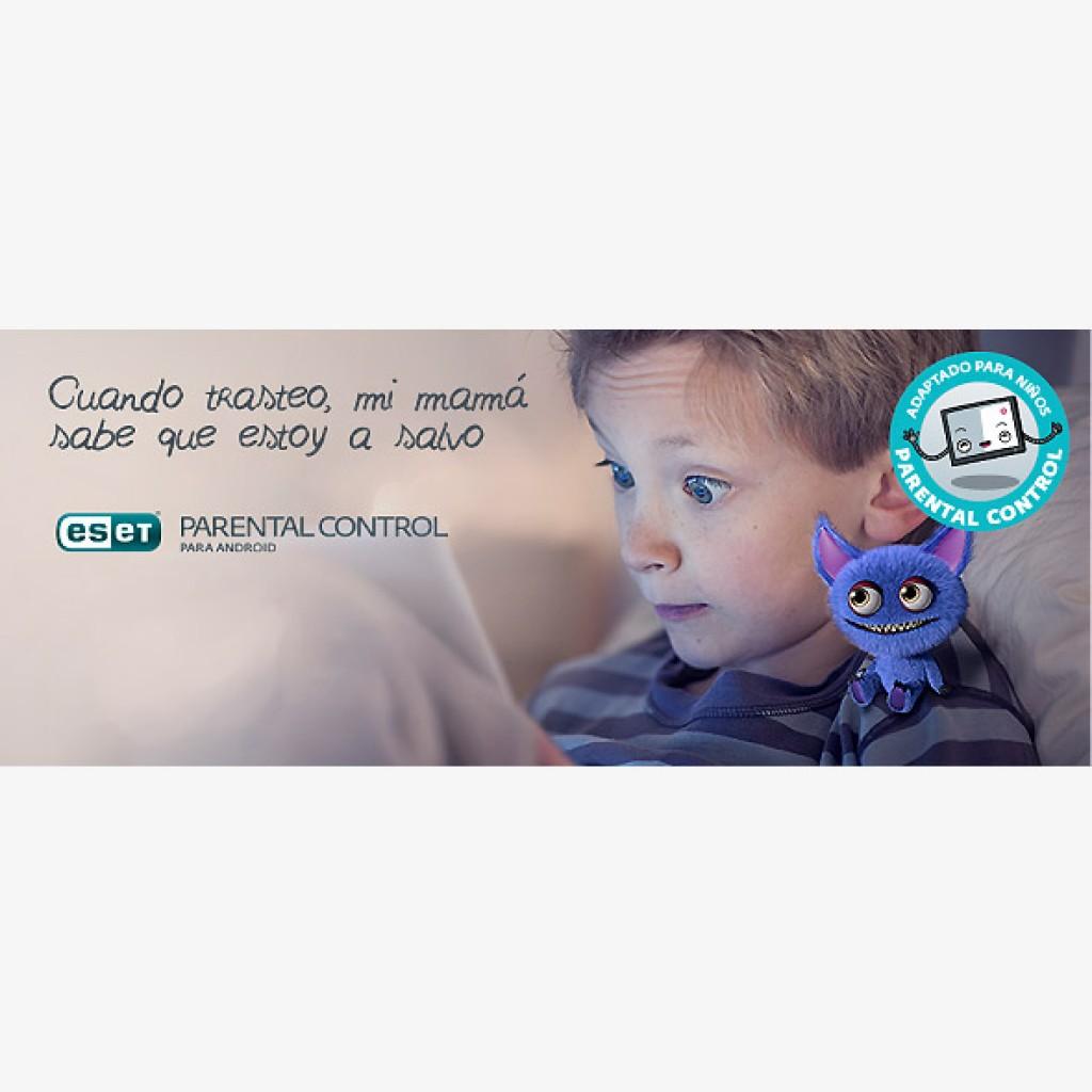 Imagen Noticia Eset Parental Control