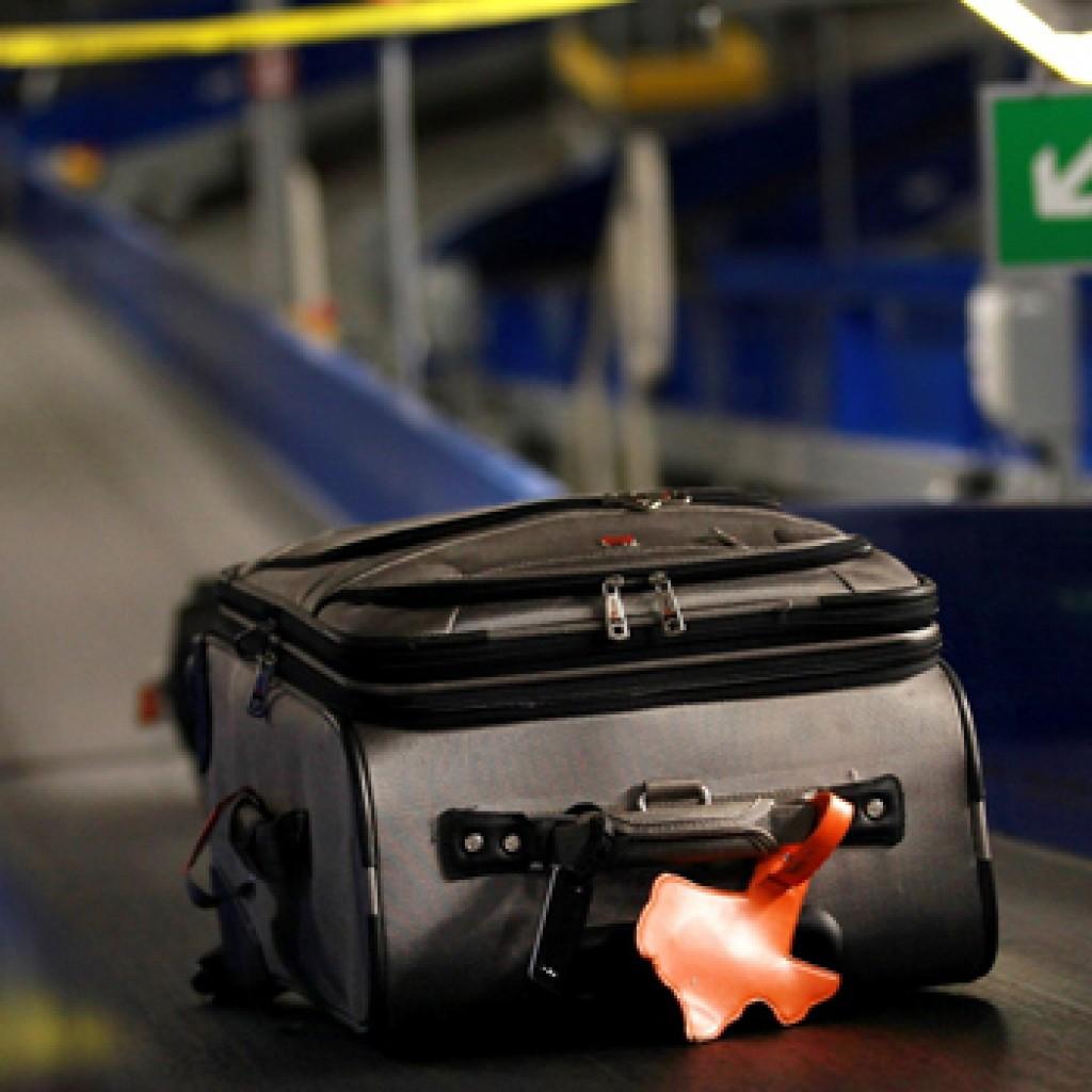 maleta facturando