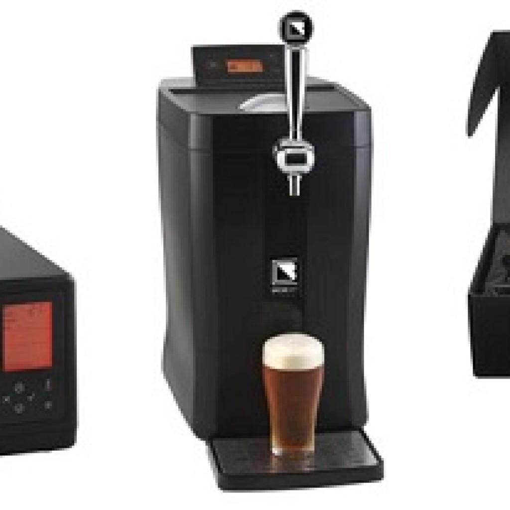 BrewArt, la Nespresso de la cerveza